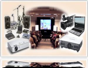 Audio Visual Rentals